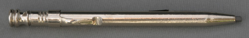NICKEL PLATED EARLY MECHANICAL PENCIL