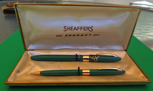 PARKER EVERSHARP 10.000 FOUNTAIN PEN