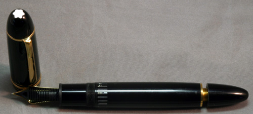 MONTBLANC 149 WITH TWO TONE NIB