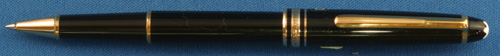 MONTBLANC 163 ROLLERBALL - BLACK