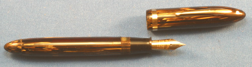 RESTORED SHEAFFER OVERSIZE BALANCE FOUNTAIN PEN