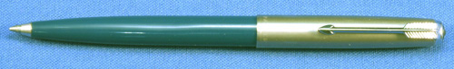 PARKER 51 BALLPOINT IN TEAL BLUE
