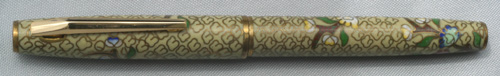 CLOISONNE FOUNTAIN PEN