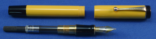 PARKER CUSTOM YELLOW DUOFOLD SR
