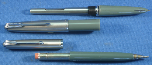 PARKER 61 FOUNTAIN PEN SET