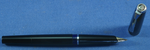 PELIKAN PISTON FILLER FOUNTAIN PEN