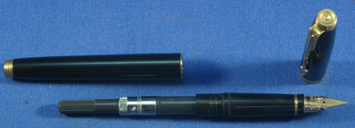 PARKER 75 IN BLACK LAQUER