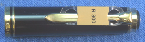 PELIKAN 800 NEW OLD STOCK BLACK CAP