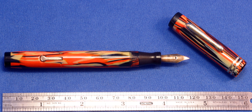 CONKLIN RARE HALLOWEEN FOUNTAIN PEN