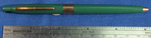EARLY SHEAFFER NOS CLICKER BALLPOINT PEN