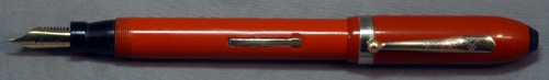 PACKARD FAT DECO FOUNTAIN PEN