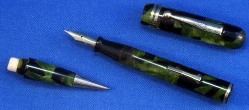 DIAMOND PP COMBO FOUNTAIN PEN