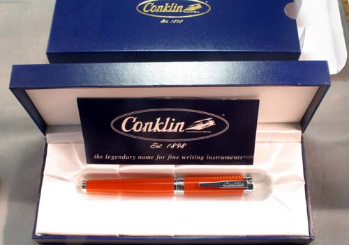 CONKLIN ORANGE