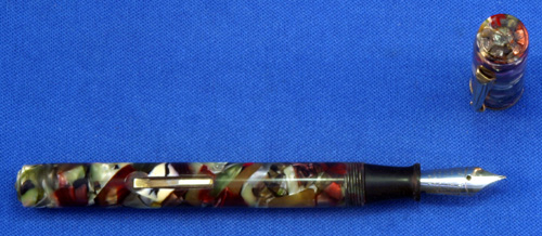 WELSH FOUNTAIN PEN - WILD COLOR