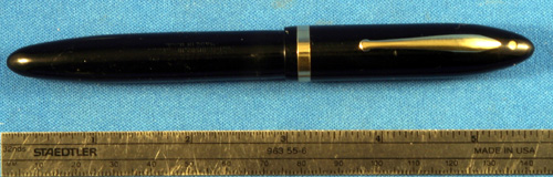 SHEAFFER OVERSIZED BALANCE IN BLACK