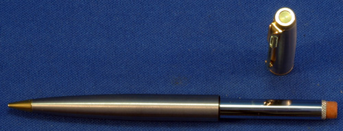 PARKER 75 PENCIL IN BRUSHED STAINLES