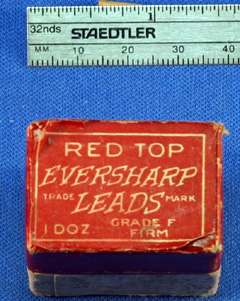 RED TOP EVERSHARP LEADS