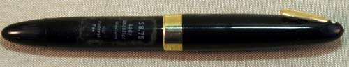 NEW OLD STOCK LADY SHEAFFER TUCKAWAY PLUNGER FILLER