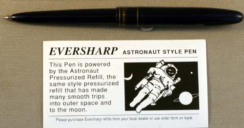 "EVERSHARP ""ASTRONAUT PEN"""