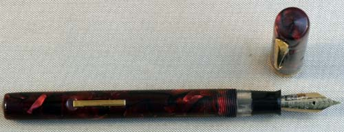DIAMOND POINT FOUNTAIN PEN