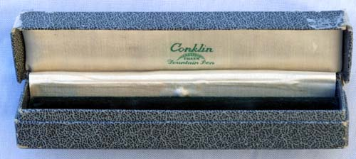 EARLY CONKLIN PEN BOX