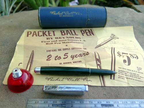 REYNOLDS PACKET BALLPOINT PEN