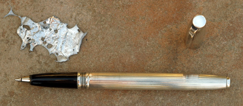 EBOS GERMAN STERLING ROLLERBALL