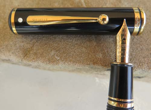 SHEAFFER CONNAISSEUR IN BLACK