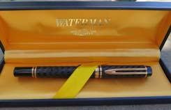 WATERMAN'S OPERA FOUNTAIN PEN, LIKE NEW