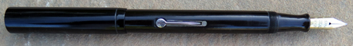 WATERMANs 56 FOUNTAIN PEN WITH FLEXIBLE NIB
