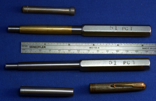 PARKER 51 TWIST PENCIL CAP DENT REMOVAL TOOL