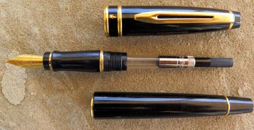 WATERMAN's EXPERT I FOUNTAIN PEN. NEW OLD STOCK