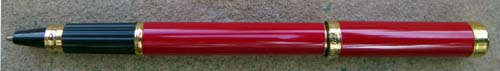 WATERMAN's LIPSTICK BALLPOINT BALLPOINT IN BRIGHT RED