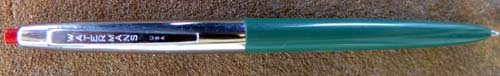 WATERMAN CLICKER BALLPOINT (WORKING)