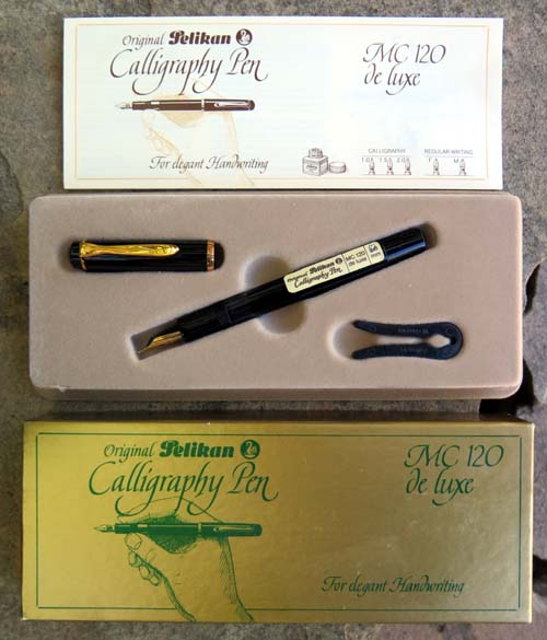 PELIKAN MC120 DELUXE CALLIGRAPHY PEN
