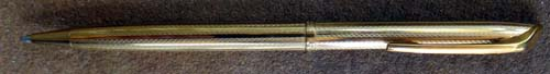 KREISLER KRAT CROWN GOLD ELECTROPLATED BALLPOINT