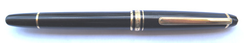 MONTBLANC 163 ROLLERBALL IN BLACK