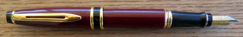 EXPERT I FOUNTAIN PEN IN BURGUNDY