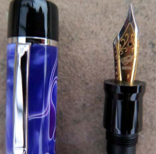 BEXLEY PROMETHIUS IN BLUE / PURPLE. NEW.