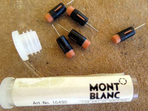 MONTBLANC SL PENCIL ERASERS, PACK OF (5)