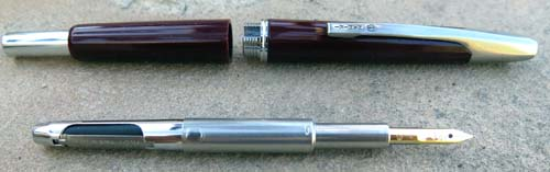 NAMIKI VANISHING POINT IN BOX WITH PAPERS