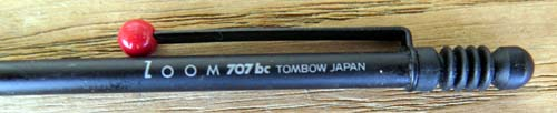 ZOOM 707 BC BALLPOINT BY TOMBO