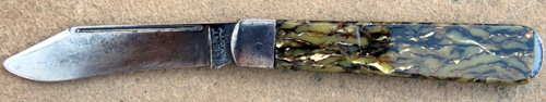 KENT SINGLE BLADE VINTAGE POCKET KNIFE