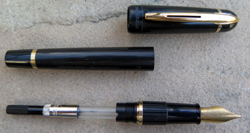 WATERMAN'S KULTURFOUNTAIN PEN