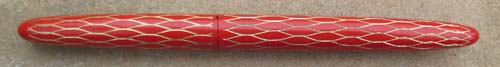 Lady Sheaffer Skripsert XIV - Tulle Red, 14K MEDIUM/BROAD TRIUMPH NIB