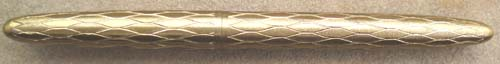 Lady Sheaffer XII - Tulle Gold, GOLD FINE TRIUMPH NIB. NOS, NEVER INKED, Cartridge filling
