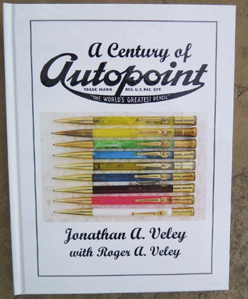 autopoint book - by Jonathan Veley