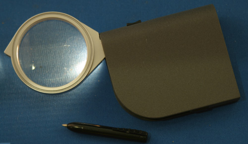 magnifying kit