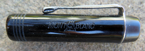 WARTIME MONTBLANC CAP for MODEL 333 1/2