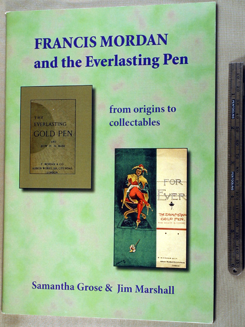 """FRANCIS MORDAN AND THE EVERLASTING PEN"" by Grose and Marshall."